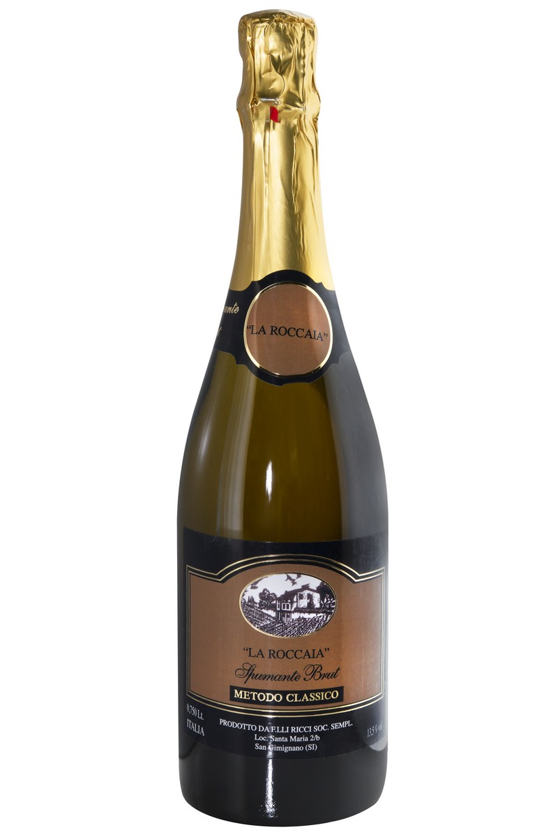 Wine Sparkling White Wine - La Roccaia Wine