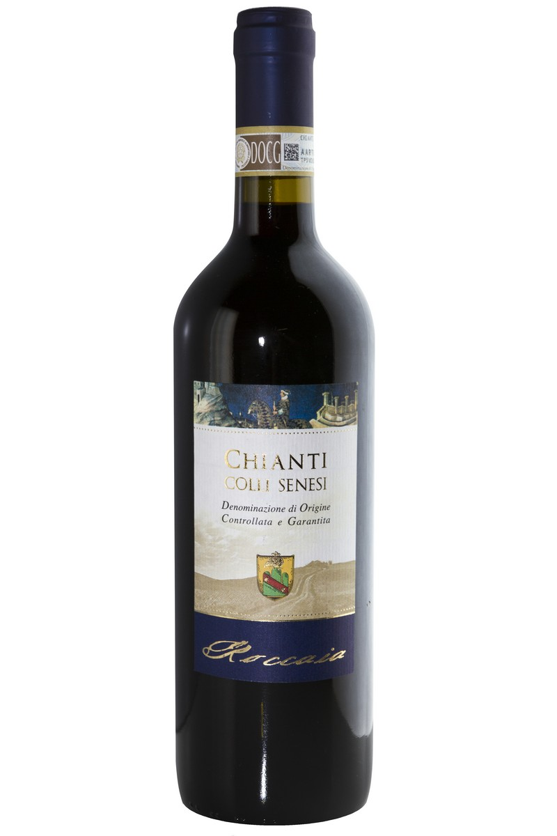 Wine Chianti Colli Senesi DOCG Red Wine - La Roccaia Wine