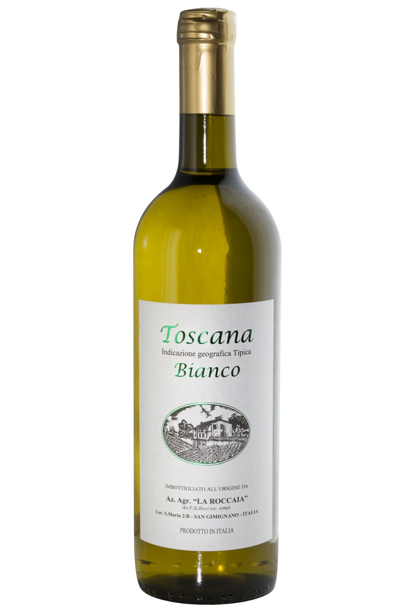 Wine White IGT Wine - La Roccaia Wine